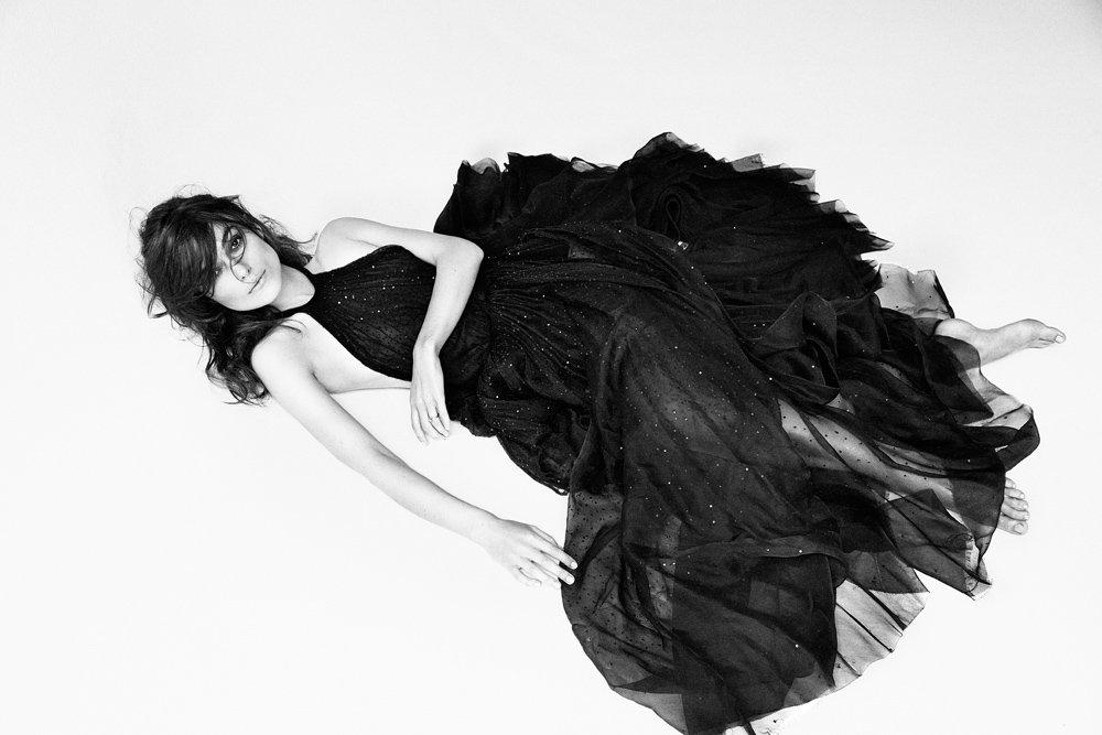 Keira Knightley fotografata da Patrick Demarchelier