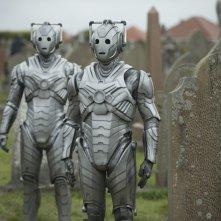 Doctor Who: due Cybermen nell'episodio Death in Heaven