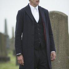 Doctor Who: l'attore Peter Capaldi nell'episodio intitolato Death in Heaven