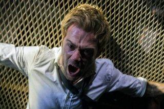 Constantine: Matt Ryan interpreta una scena della puntata intitolata The Devil's Vinyl