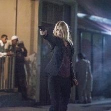 Homeland: Claire Danes in una scena di Redux