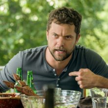 The Affair: l'attore Joshua Jackson in una scena del quinto episodio