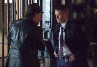 Gotham: Donal Logue e Ben McKenzie nella puntata intitolata La maschera