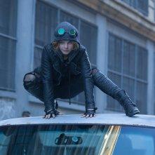 Gotham: Camren Bicondova in una scena dell'episodio La maschera