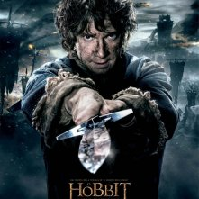 Locandina di Lo Hobbit: La Battaglia delle Cinque Armate