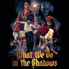 Locandina di What We Do in the Shadows