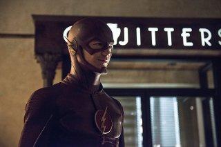 The Flash: l'attore Grant Gustin nella puntata intitolata Plastique