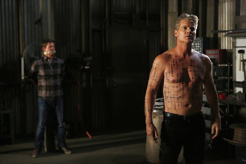 Agents of S.H.I.E.L.D.: Joel Gretsch e Brian Van Holt nell'episodio The Writing on the Wall