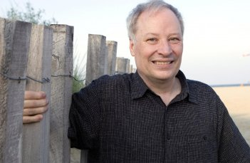 Lo scrittore Joe R. Lansdale