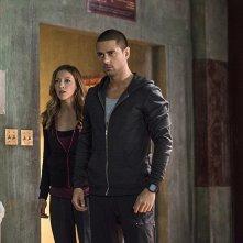 Arrow: Katie Cassidy e J.R. Ramirez nell'episodio intitolato Guilty