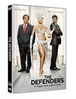 La cover DVD di The Defenders - Stagione 1