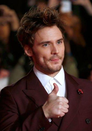 Hunger Games - Il canto della rivolta parte 1: Sam Claflin alla premiere londinese