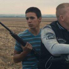 Eat Your Bones: Moïse Dorkel in una scena del film drammatico