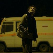 For Some Inexplicable Reason: il protagonista Áron Ferenczik in una scena del film