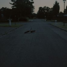 Violet: un'inquietante immagine del film