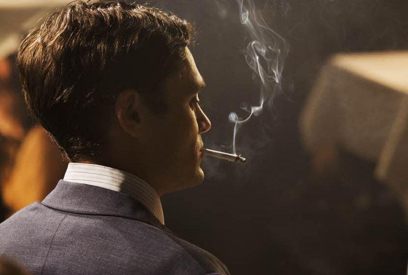 Gentlemen: David Dencik nel ruolo di Henry Morgan in una scena del film