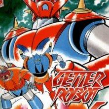 Locandina di Getter Robot G