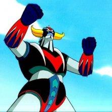 UFO Robot Goldrake: un'immagine della serie animata