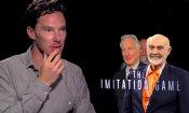 Benedict Cumberbatch e il gioco delle imitazioni!