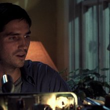 James Caviezel in una scena di Frequency