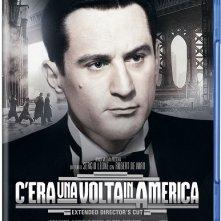 La cover del blu-ray di C'era una volta in America - Extended Director's Cut