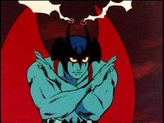 Devilman: Una scena della serie