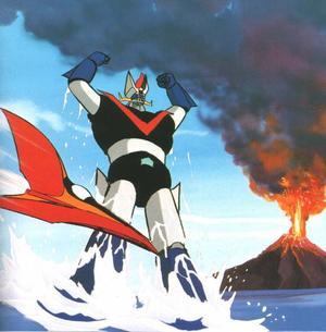 Il grande Mazinga: un'immagine tratta dalla serie