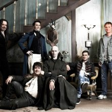 What We Do in the Shadows: una foto promozionale di gruppo