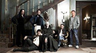 What We Do in the Shadows: una foto promozionale di gruppo