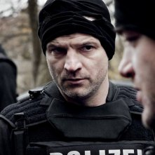 The Kings Surrender: Misel Maticevic in una scena del film poliziesco
