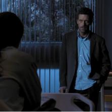Dr House: Hugh Laurie nel pilot della serie
