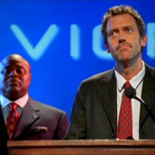 Dr House: Hugh Laurie nell'episodio Un candidato a rischio