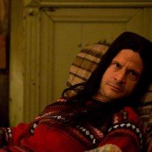 Ogni maledetto Natale: Andrea Sartoretti nei panni di Gaetano in una scena del film