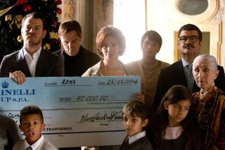 Ogni maledetto Natale: foto di gruppo tratta dal film