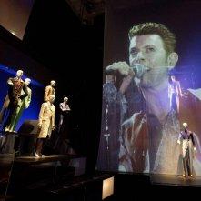 David Bowie Is: un'immagine dalla mostra blockbuster sulla star della musica allestita al Victoria and Albert Museum di Londra