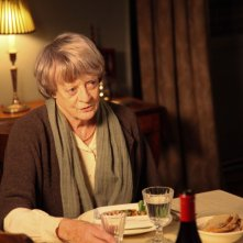 My Old Lady: Maggie Smith in una scena del film drammatico