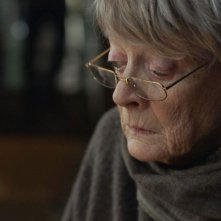 My Old Lady: Maggie Smith nei panni di Mathilde in un primo piano tratto dal film