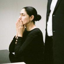 Viviane: Ronit Elkabetz, protagonista e co-regista del film, in una scena