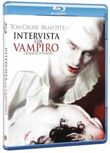la cover blu-ray di Intervista col vampiro