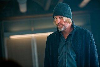 Woody Harrelson in Hunger Games: Il Canto della Rivolta - Parte 1