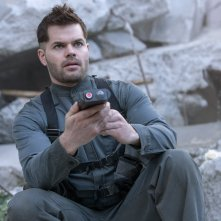 Wes Chatham in Hunger Games: Il Canto della Rivolta - Parte 1