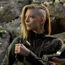 Natalie Dormer in Hunger Games: Il Canto della Rivolta - Parte 1