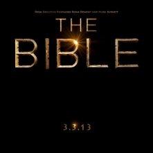 La Bibbia: la locandina della serie