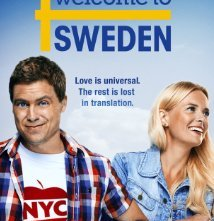 Locandina di Welcome to Sweden
