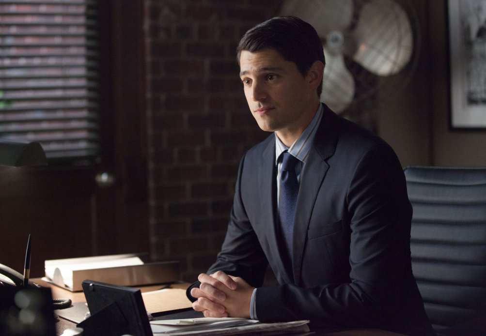 Gotham: Nicholas D'Agosto nella puntata intitolata Harvey Dent