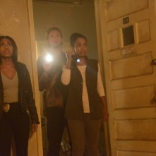 Sleepy Hollow: Nicole Beharie, Matt Barr e Lyndie Greenwood nella puntata Mama