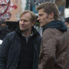 A Second Chance: Nikolaj Coster-Waldau con Ulrich Thomsen in una scena