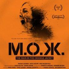 Locandina di M.O.Zh. - The Man in the Orange Jacket