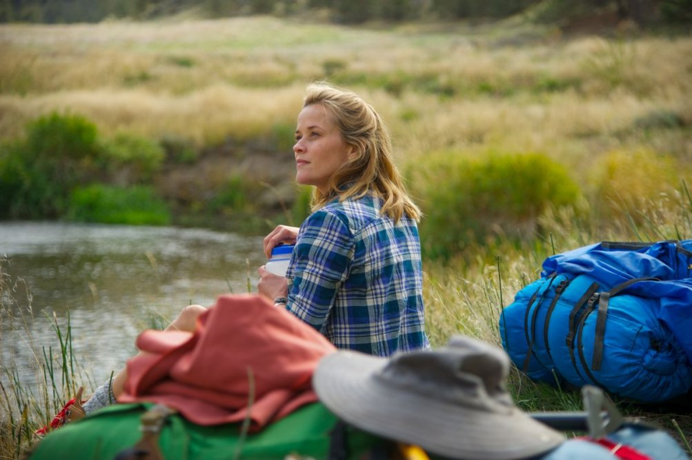 Wild: Reese Witherspoon in un momento del film