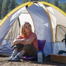 """Reese Witherspoon in un'immagine tratta dall'avventuroso """"Wild"""""""